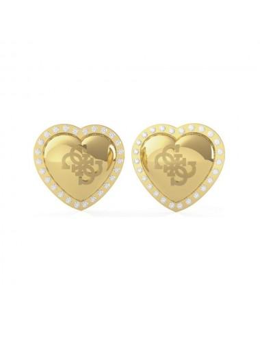 Guess Ladies Earrings JUBE01073JWYGTU