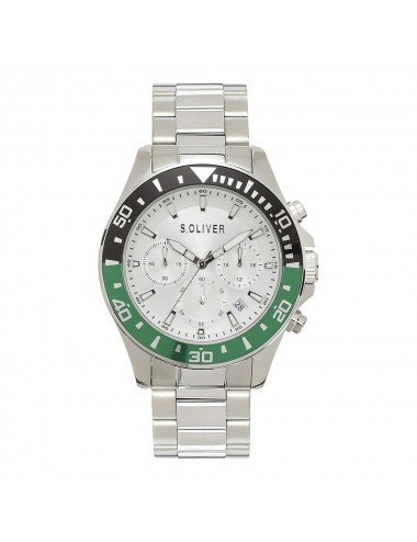 s.Oliver SO-4239-MC Mens Watch Chronograph