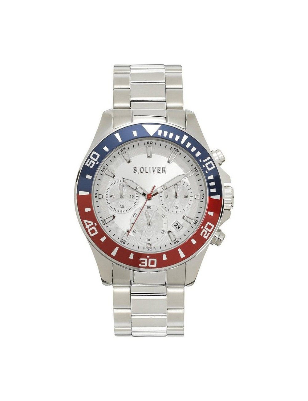 s.Oliver SO-4240-MC Mens Watch Chronograph