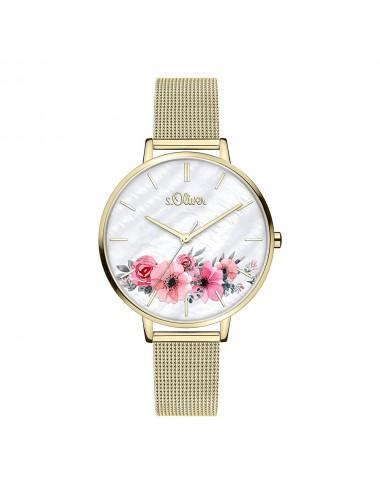 s.Oliver SO-4080-MQ Ladies Watch