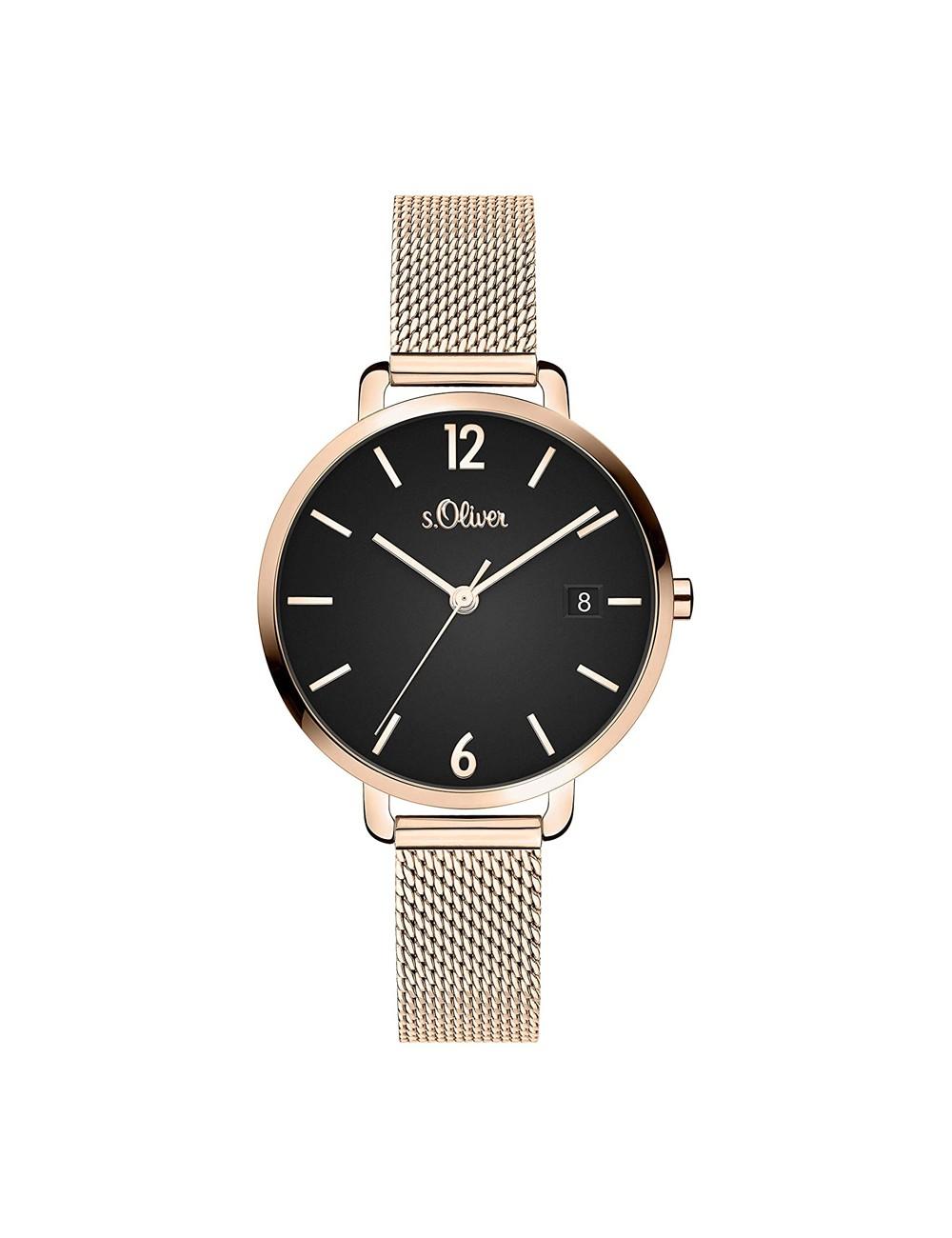 s.Oliver SO-4084-MQ Ladies Watch