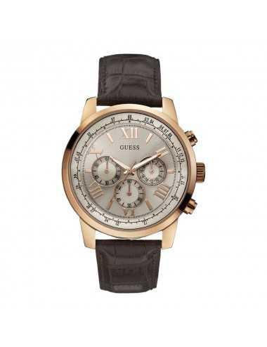 Pánske hodinky chronografu Guess Horizon W0380G4