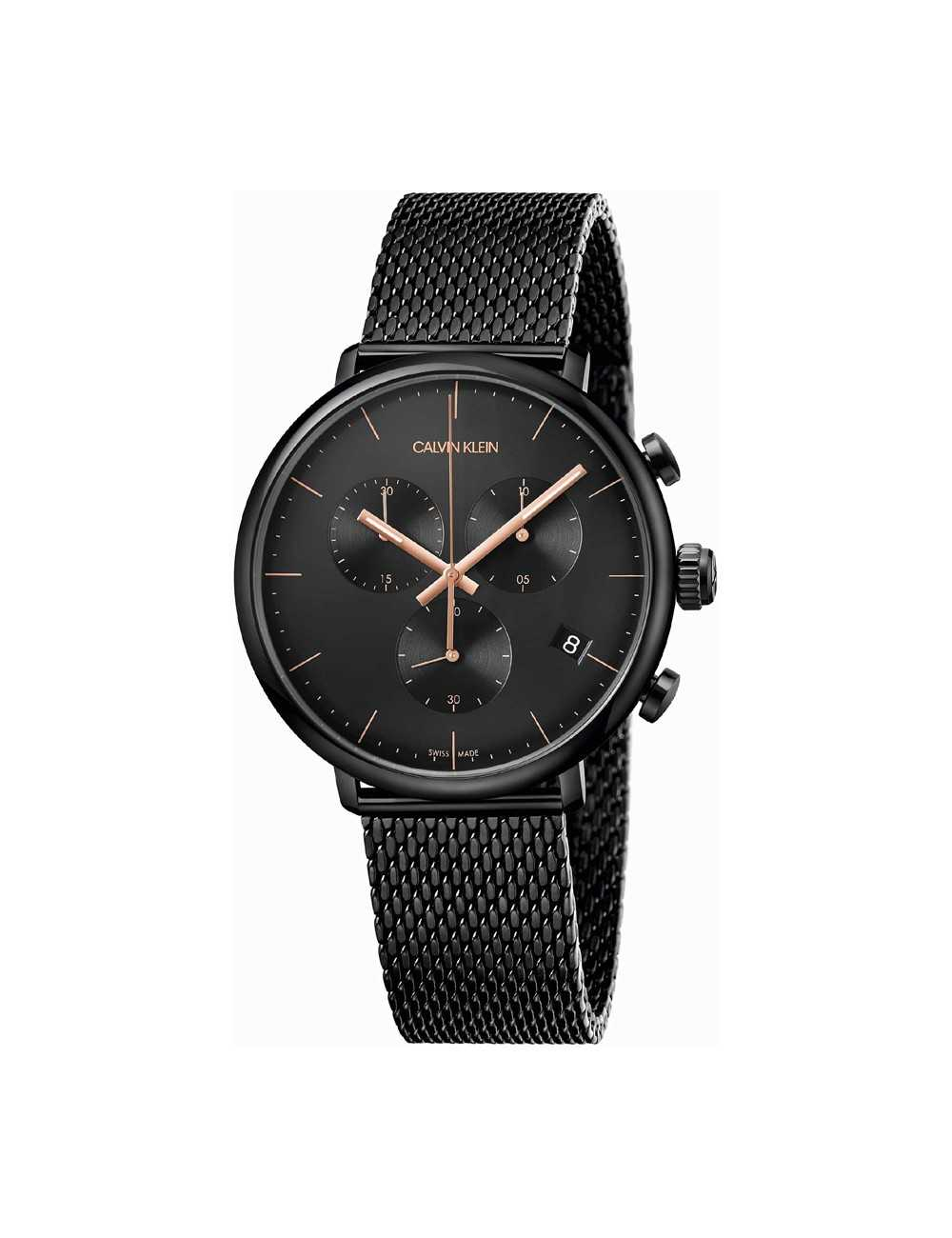 Pánske hodinky Chronograph Calvin Klein High Noon K8M27421