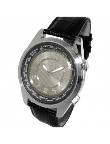 Pánske hodinky HEINRICHSSOHN Danzig Silver HS1003S