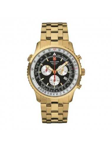 Swiss Alpine Military 7078.9117SAM Mens Watch Chronograph