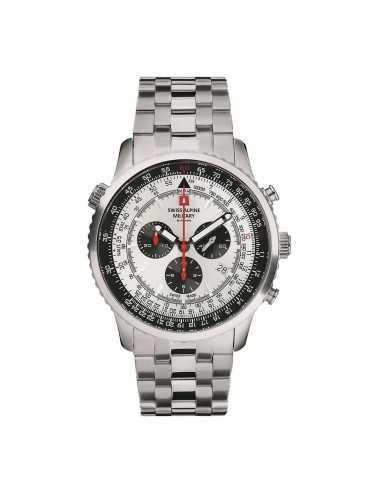 Swiss Alpine Military 7078.9132SAM Mens Watch Chronograph