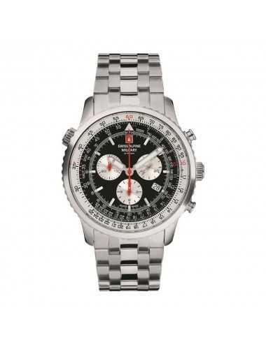 Swiss Alpine Military 7078.9137SAM Mens Watch Chronograph