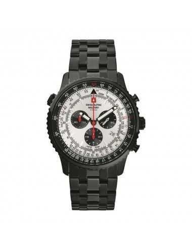 Swiss Alpine Military 7078.9172SAM Mens Watch Chronograph