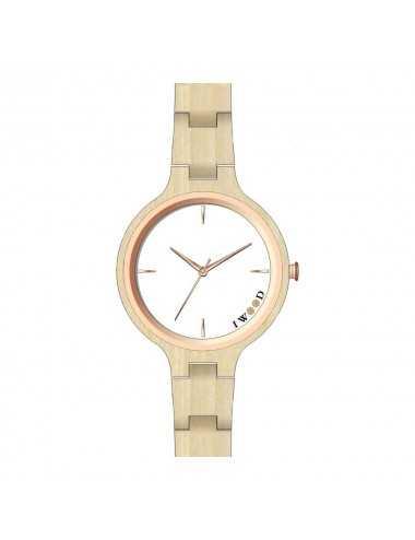 Dámske hodinky Iwood Real Wood IW18442001