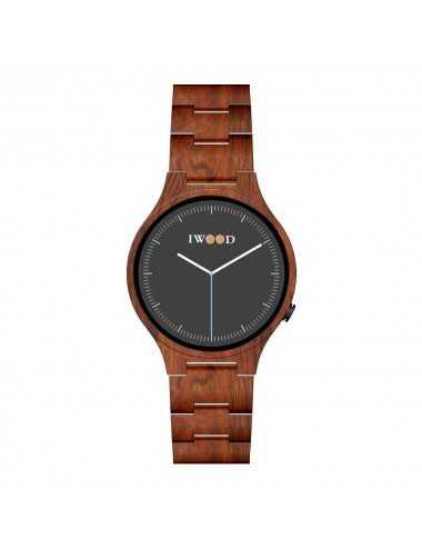 Pánske hodinky Iwood Real Wood IW18441002
