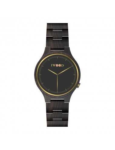 Pánske hodinky Iwood Real Wood IW18441003
