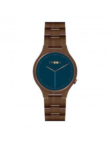 Pánske hodinky Iwood Real Wood IW18441004