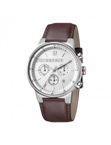 Pánske chronografové hodinky Esprit ES1G025L0015 Equalizer Silver