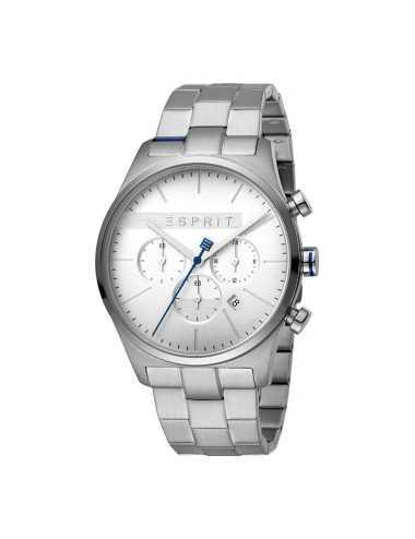 Pánske chronografy Esprit ES1G053M0045 Ease Chrono Silver