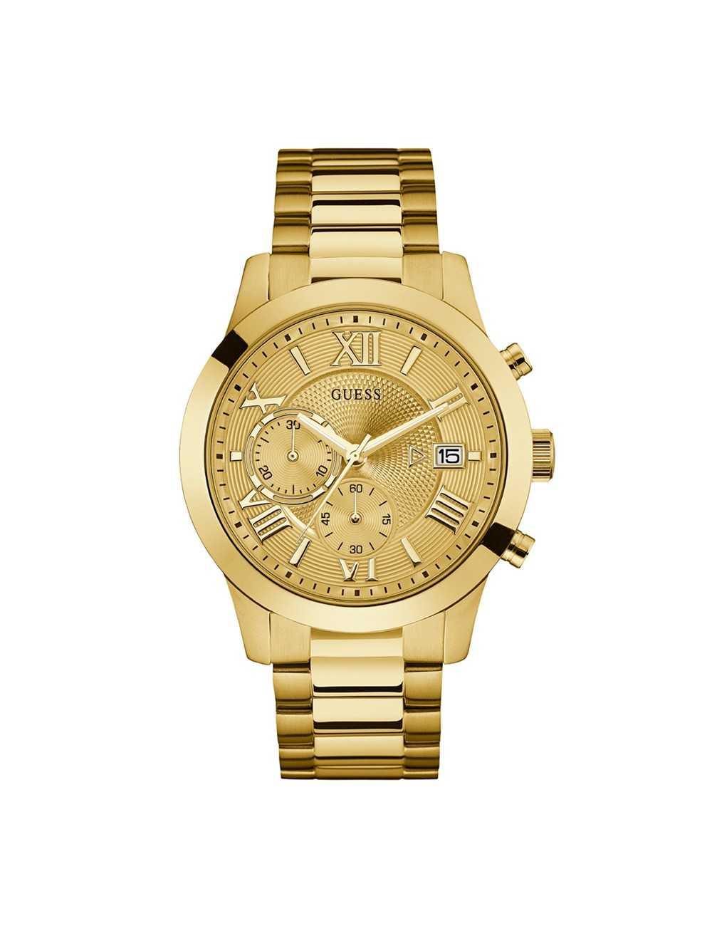 Pánske hodinky Guess Atlas W0668G4
