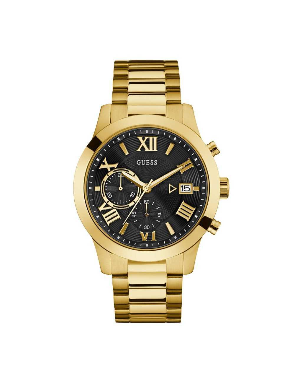 Pánske hodinky Guess Atlas W0668G8