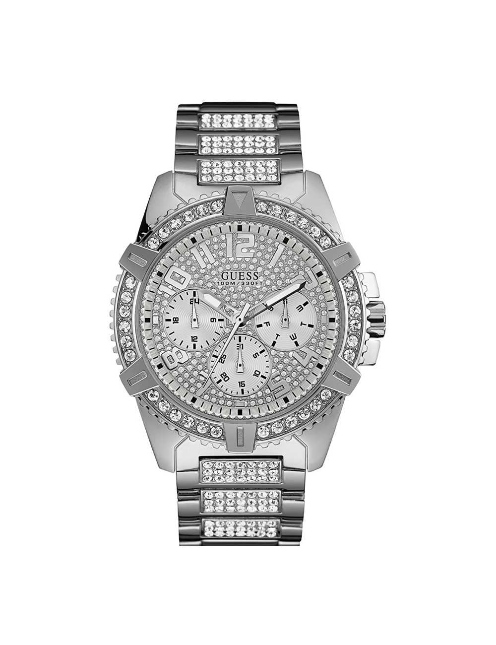 Guess Frontier W0799G1 Mens Watch