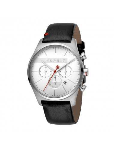 Pánske hodinky chronografu Esprit ES1G053L0015 Ease Chrono White Black