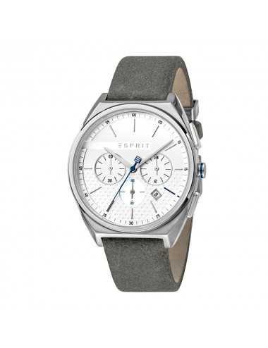 Pánske chronografy Esprit ES1G062L0015 Slice Chrono Silver Grey