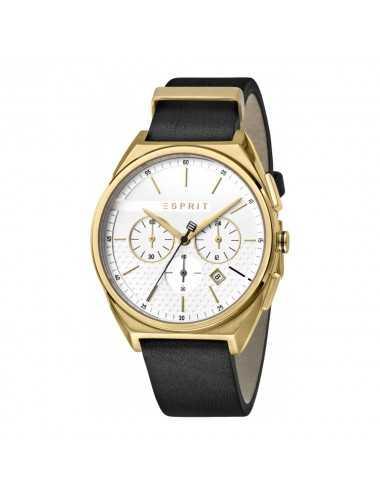 Pánske hodinky Chronograph Esprit ES1G062L0025 Slice Chrono z bieleho zlata