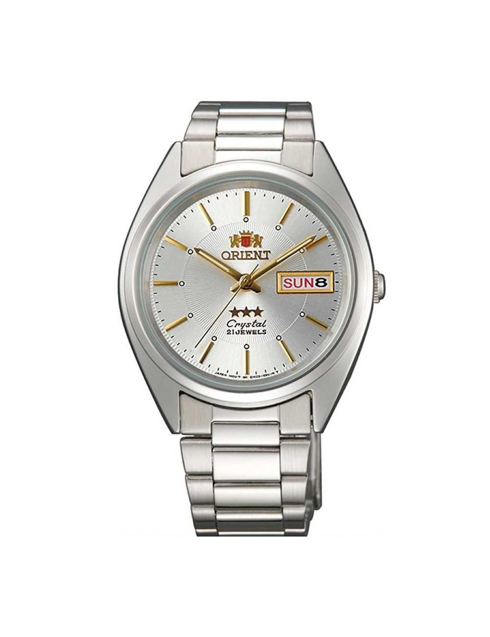 Pánske hodinky Orient 3-hviezdičkové automatické FAB00006W9
