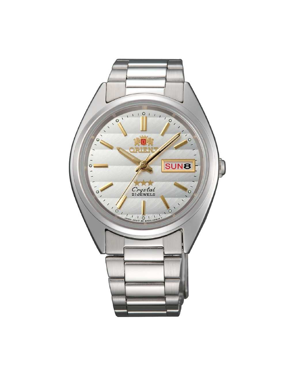 Orient 3 Star Automatic FAB00007W9 Mens Watch