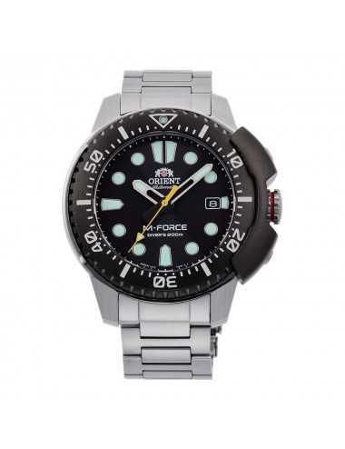 Pánske hodinky Orient M-Force Automatic RA-AC0L01B00B