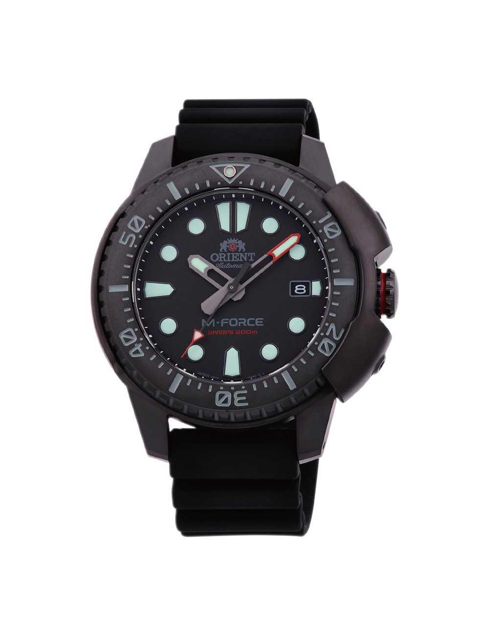 Pánske hodinky Orient M-Force Automatic RA-AC0L03B00B