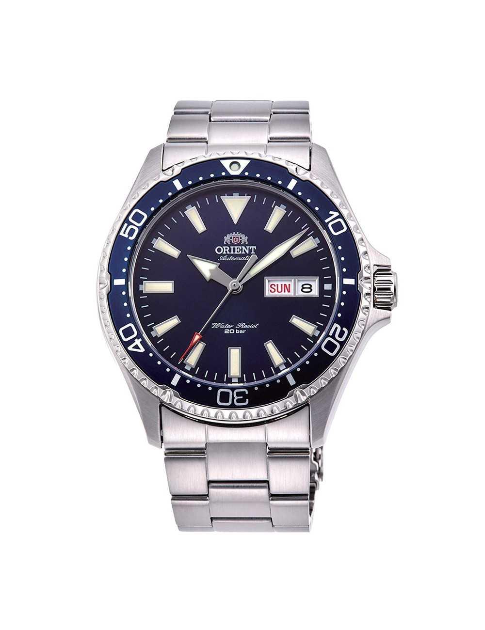 Orient Mako III Automatic RA-AA0002L19B Mens Watch