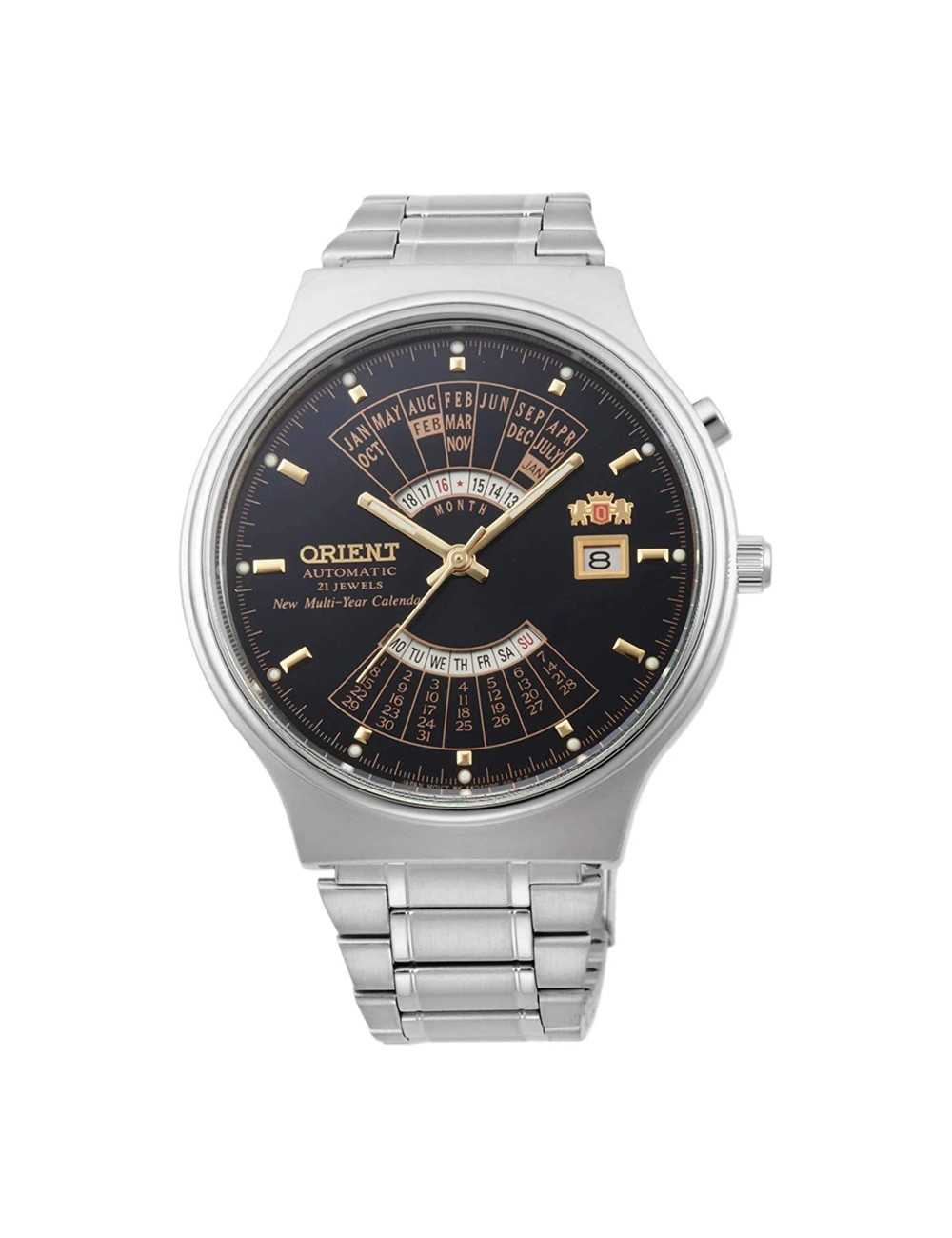 Orient Multi Year Calendar Automatic FEU00002BW Mens Watch