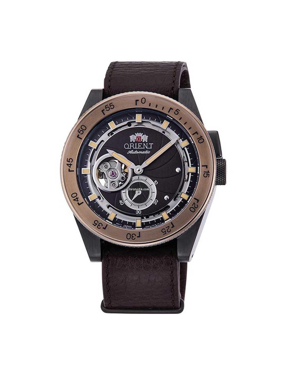 Pánske hodinky Orient Retro Future Camera RA-AR0203Y10B