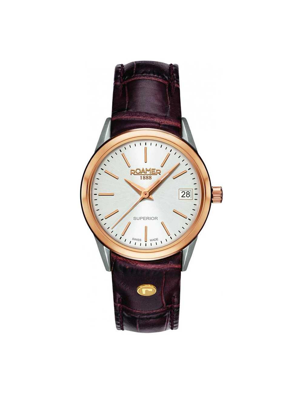 Dámske hodinky Roamer Superior 3H 508856491505