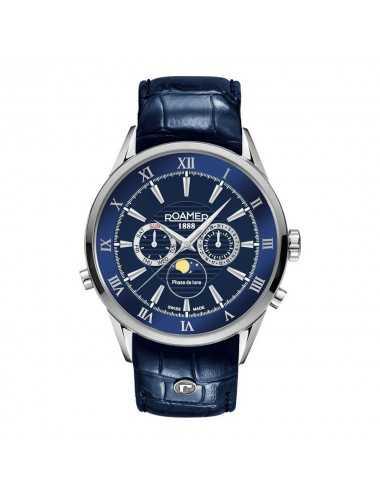 Pánske hodinky Roamer Superior Moonphase 508821414305