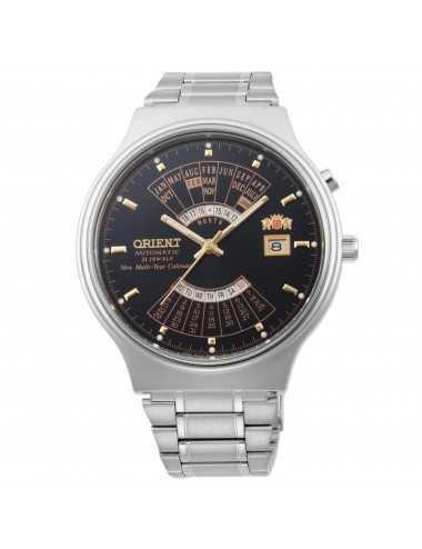 Pánske viacročné automatické kalendáre Orient FEU00002BW