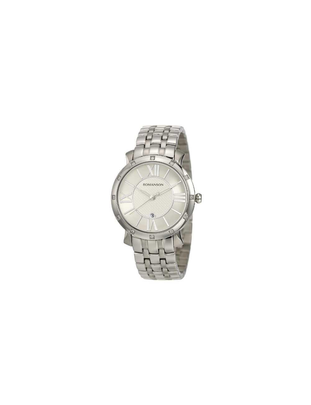 Romanson Modern TM1256QL1WA12W Ladies Watch