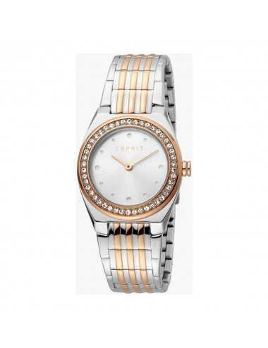 Dámske hodinky Esprit ES1L148M0095 Spot Silver Rosegold MB