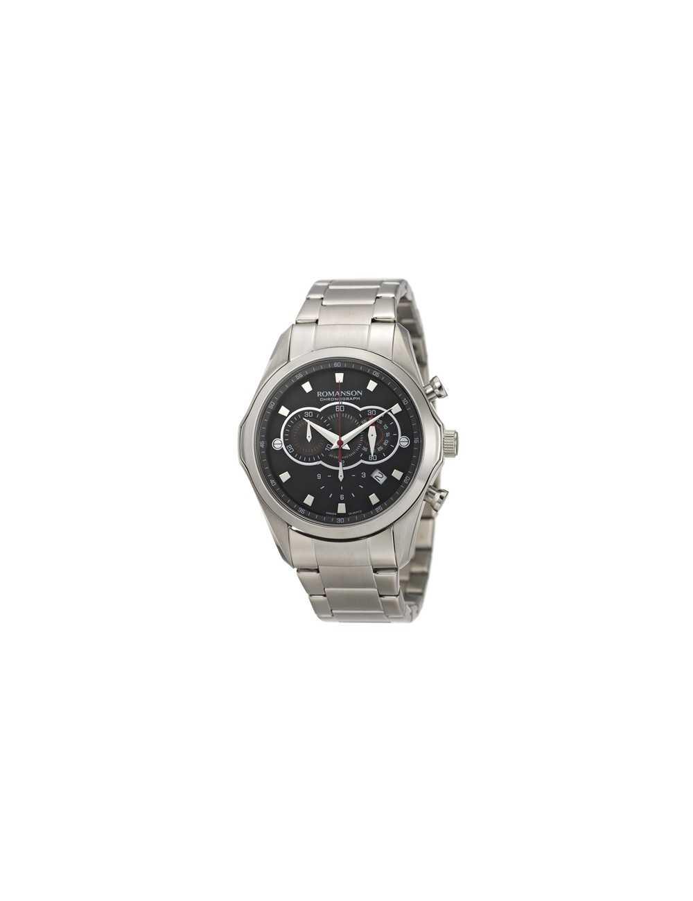Pánske chronografy Romanson Sports TM3207HM1WA32W