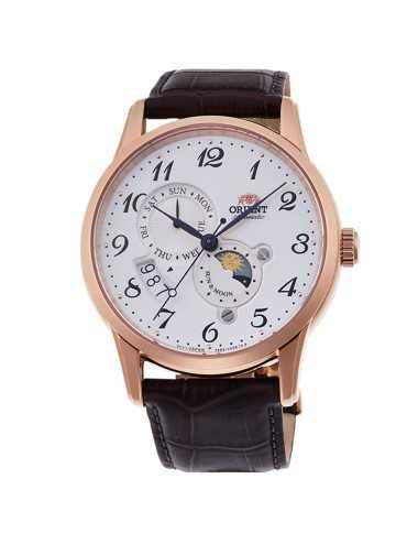 Pánske hodinky Orient Sun and Moon RA-AK0001S10B
