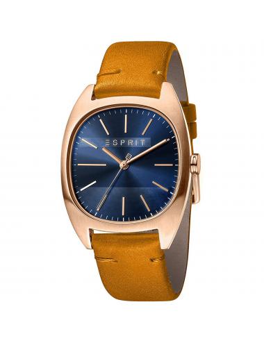 Pánske hodinky Esprit ES1G038L0055 Infinity Blue Rosegold Brown