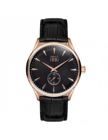 Pánske hodinky Cerruti 1881 Clusone CRA24002