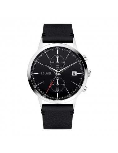 Pánsky hodinkový chronograf s.Oliver SO-4124-LC