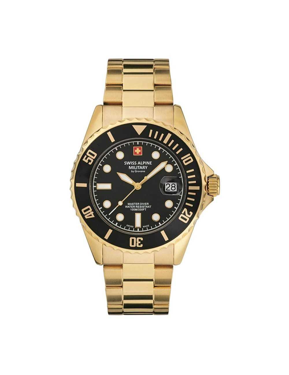 Pánske hodinky Swiss Alpine Military 7053.1117SAM