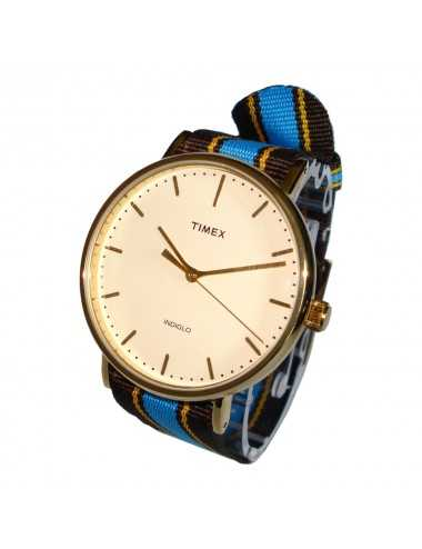 Pánske hodinky Timex Fairfield Gold ABT523