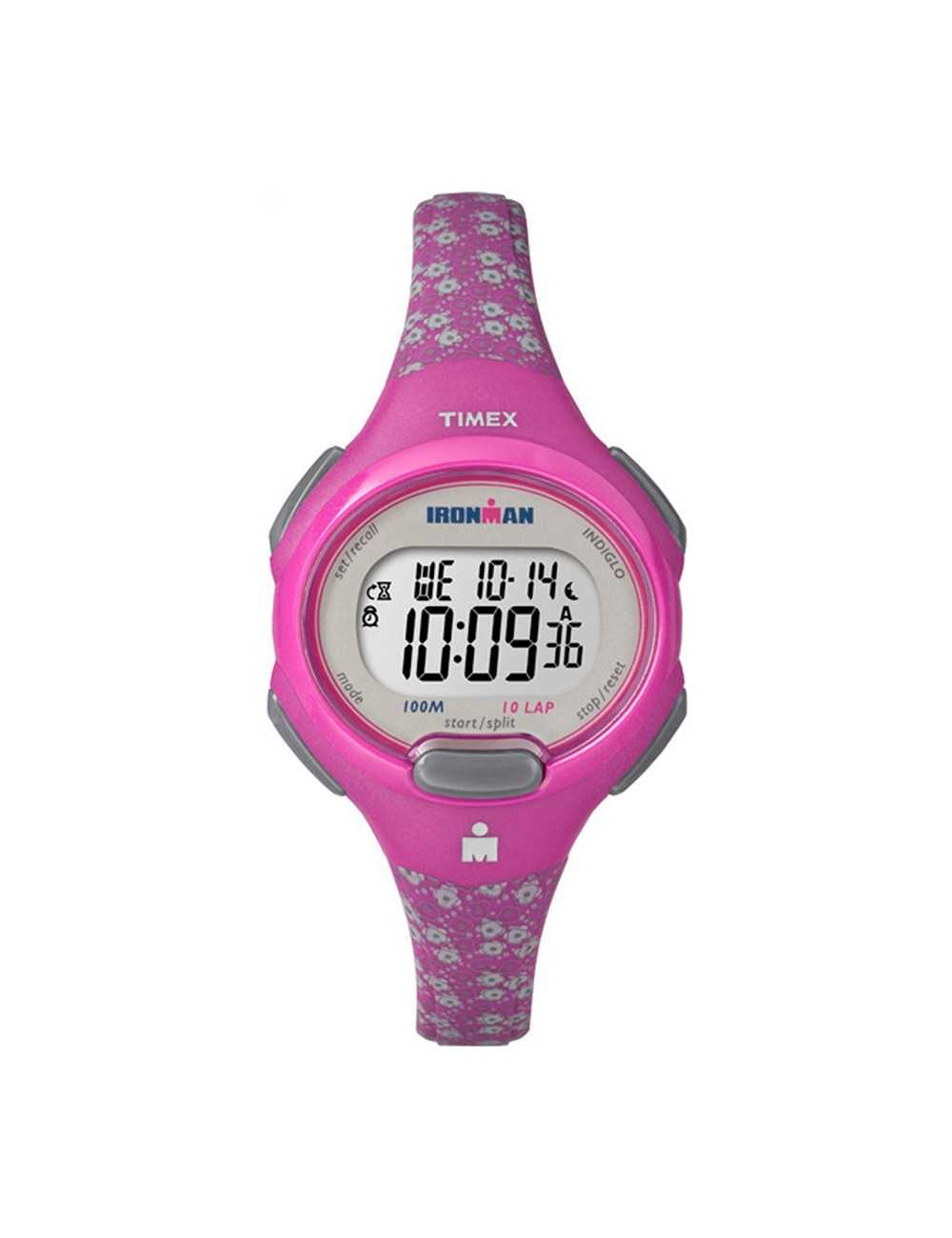 Dámske hodinky Chronograph Timex Ironman Essential 10 TW5M07000
