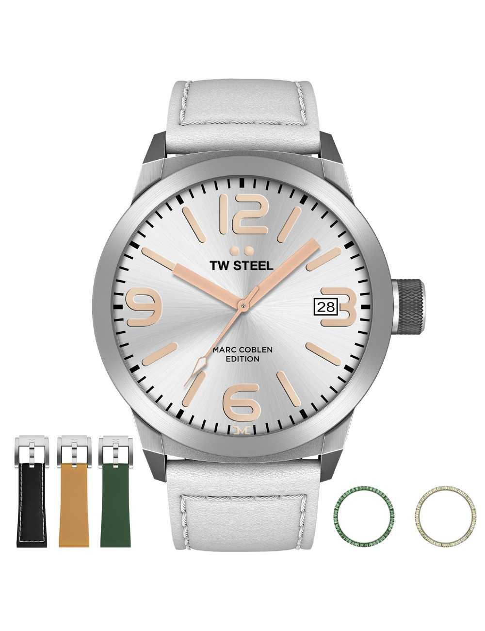 Pánske hodinky TW Steel Marc Coblen Edition TWMC21