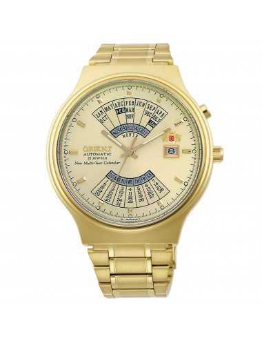 Pánske hodinky Orient Multi Year Calendar Automatic FEU00008CW