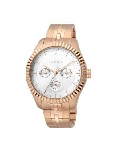 Dámske hodinky Esprit ES1L202M0095 flauta strieborná Rosegold MB